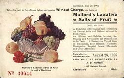 H. K. Mulford Company - Mulford's Laxative Salts of Fruit