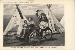 Indian Tri-Car, Hendee Mfg. Co.