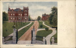 Busch Place, View Of The Estate
