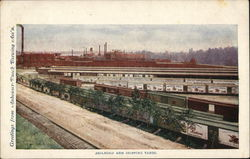 Anheuser-Busch - Railroad and Shipping Yards