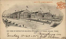 Exposition Building, State Fair of Texas
