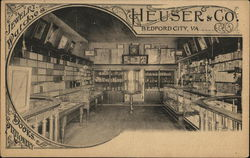 Heuser & Co. - Jewelry, Watches, Books and Stationery