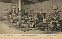 H. J. Heinz Co. - Girls Recreation Room