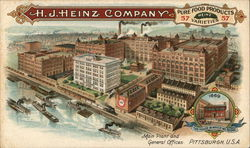 H. J. Heinz Company - Main Plant and General Offices