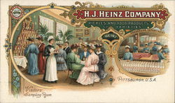 H. J. Heinz Company - Visitors' Sampling Room