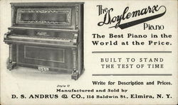 The Doylemarx Piano, D.S. Andrus & Co.