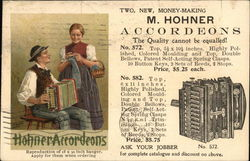 M. Hohner Accordeons