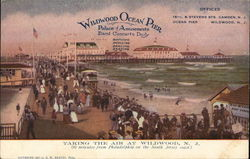 Wildwood Ocean Pier and Boardwalk