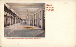 Washburn-Crosby Co. - Corridor, General Offices