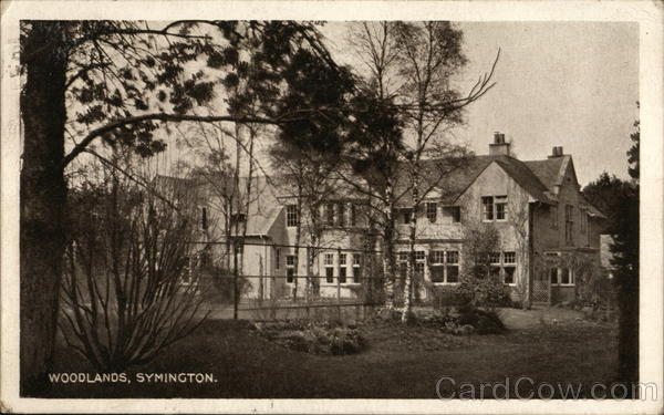 Woodlands Symington England