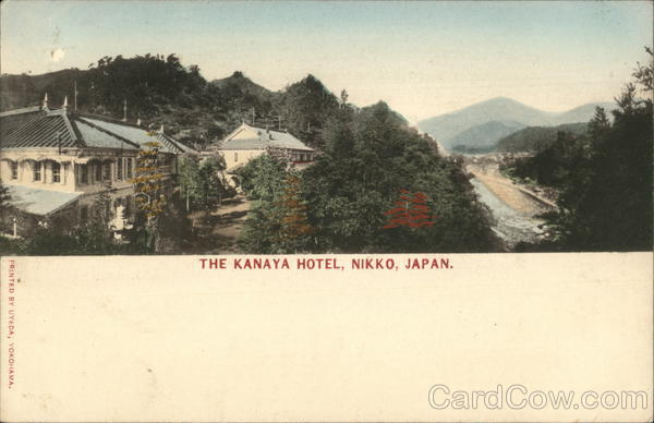 The Kanaya Hotel Nikko Japan