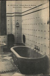 Grand Hotel de Madrid - Bathroom