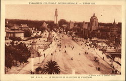 EXPOSITION COLONIALE INTERNATIONALE - PARIS 1931