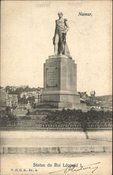 Statue of King Leopold I