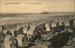 Beach and Bathing Huts