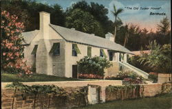 The Old Tucker House, Bermuda
