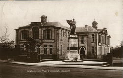 Academy and War Memorial