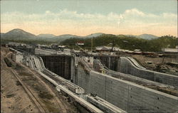 What President Wilson will See on His Visit to Panama Canal in June.