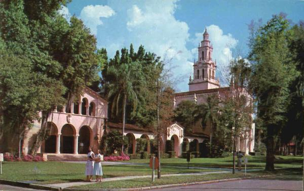 Rollins College Winter Park Florida