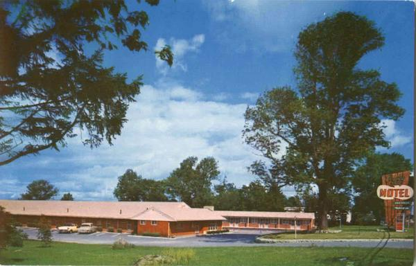Country Side Motel, U  S  Route 1