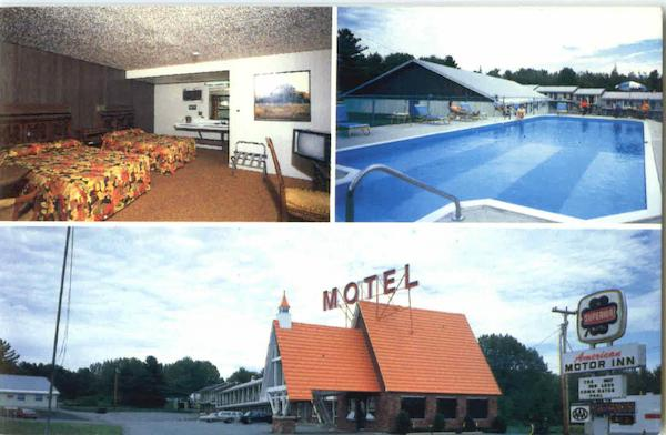American Motor Inn, 455 Kennedy Memorial Drive Waterville Maine