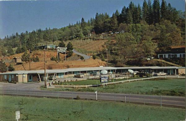 Mother Lode Motel, Rt. 3, Box 75A Placerville California