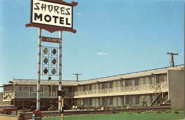 Motel  Seaward