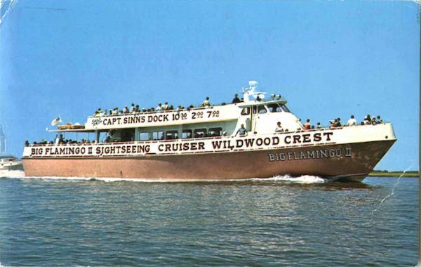 big m casino boat size
