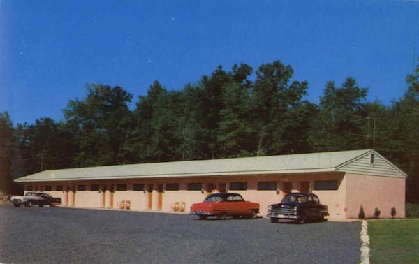 Valley Motel, Route 17 Upper Saddle River New Jersey