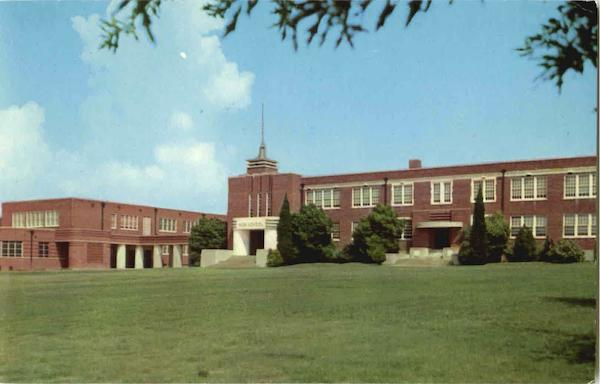 Junior High School Tupelo Mississippi