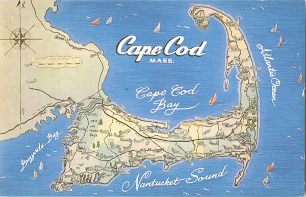Cape Cod Is Unique Massachusetts