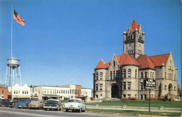 Court House Rochester Indiana
