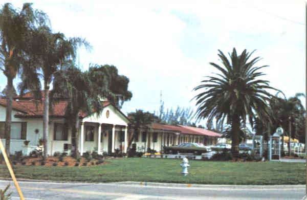Tops Motel, 7141 4th St. N St. Petersburg Florida