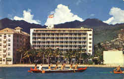 The Famous Surf Rider Hotel