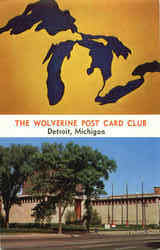 The Wolverine Post Card