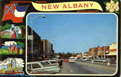 Greetings From New Albany