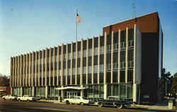 Federal Building Tupelo Mississippi