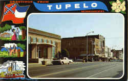 Greetings From Tupelo Mississippi