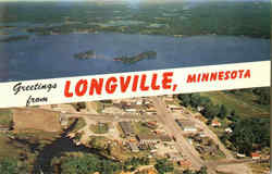 Greetings From Longville
