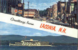 Greetings From Laconia