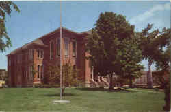 Bond County Court House