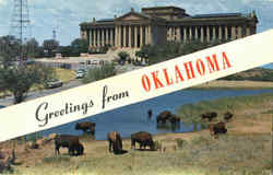 Greetings From Oklahoma