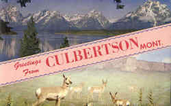 Greetings From Culbertson