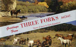 Greetings From Three Forks
