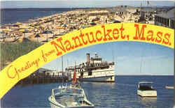 Greetings From Nantucket