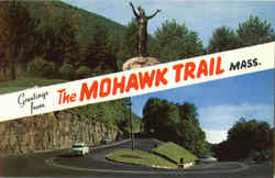 Greetings From The Mohawk Trail