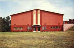 Curtis Hall Gym & Recreation Center