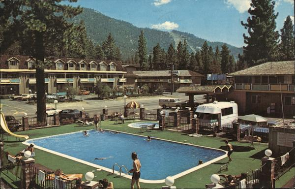 Shamrock Inn South Lake Tahoe California