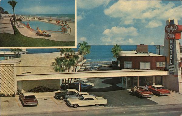 Grand Prix Motel Daytona Beach Fl