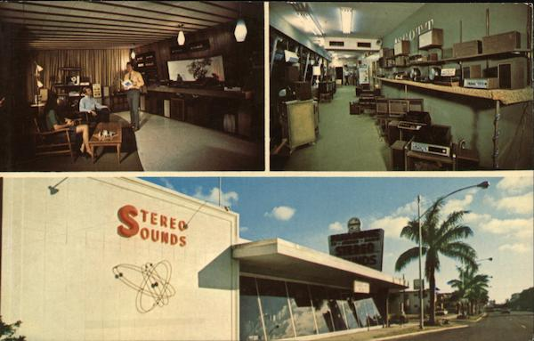 Stereo Sounds Miami Florida